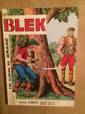 BLEK - T375 : mars 1982