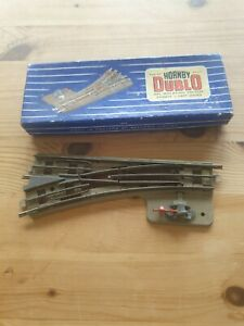 HORNBY DUBLO 32248  ISOLATING SWITCH POINTS, LEFT HAND, BOXED