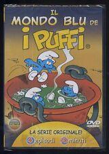 I PUFFI Il Mondo Blu De - DVD nuovo sigillato -601