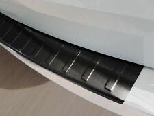 Ladekantenschutz Edelstahl anthrazit für Skoda Octavia 3 Combi ab 6/2013-2/2017