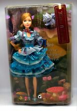 Alice In Wonderland Barbie Doll ✨🐰 - Silver Label - collector edition - NEW