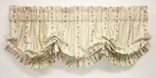 Ralph Lauren Highfield Floral Stripe Balloon Valance Custom Made New