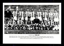 Hertha BSC Berlin Mannschaftskarte 1964-65 TOP