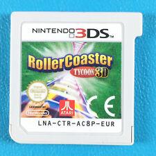 RollerCoaster Tycoon 3D / Jeu Sur Nintendo 3DS, 2DS, XL, New... (roller coaster)