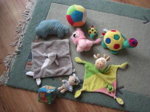 Baby Kuscheltierpaket