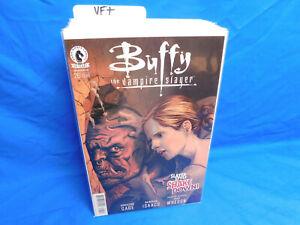 Buffy The Vampire Slayer Season 10 #26 Low Print Dark Horse Comics VF+