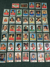 Panini 1978 Season Football Sports Stickers, Sets & Albums