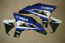 F X  EVO GRAPHICS YAMAHA YZ250F  YZF250  2010  2011  2012  2013   YZF