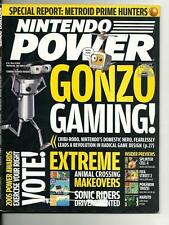 Nintendo Power Magazine Volume 201 March 2006