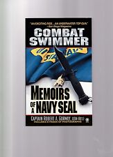 Combat Swimmer : Memoir of a Navy Seal by Robert Gormly and Robert A. Gormly...