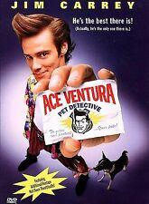 Ace Ventura: Pet Detective (DVD, 1997)
