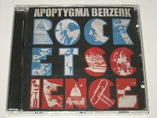 APOPTYGMA BERZERK/ROCKET SCIENCE(GUN/88697018202)CD ÁLBUM NUEVO