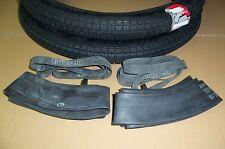 Moped Mofa Set 19 Zoll Reifen Schlauch 2,25 - 19 (alt 23x2,25) für Simson Züdapp