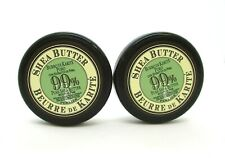 Lot / 2 Perlier Pure Shea Butter With Pure Pear 99% ~ 1 oz/ 30 ml ( each )