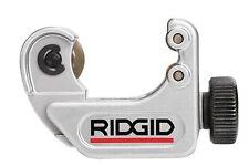 Ridgid Copper Pipe Cutter 104 / 5-24mm Pipe | Mini Metal Copper Tube Cut 32985