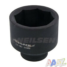 80MM SOCKET EIGHT 8 SIDED SOCKET FOR SCANIA FRONT HUB NUT