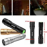 Tactical 20000LM 3-Mode LED T6 LED Flashlight 18650 Zoomable Torch Lamp Light