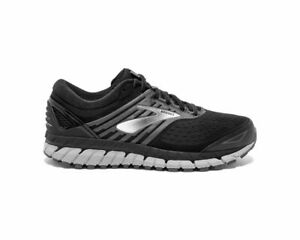 Brooks Beast '18 1102824E004 Running Shoes Mens Size 14 (4E) Black/Grey/Silver