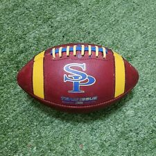 Team Issue Leather Football - Random Logo Game Balls - Stock #1003-tun-gst-En