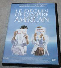 DVD - Le déclin de l'empire américain -  Bon état - Livraison gratuite