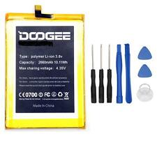 Original 3.8V 2660mAh Doogee F5 Replacement Battery  Backup Batterie Bateria