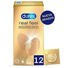 Durex Preservativos Sensitivos Real Feel  12 condones