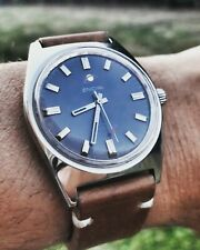 Enicar Ocean Pearl - vintage watch (70's) - hand-winding - great condition