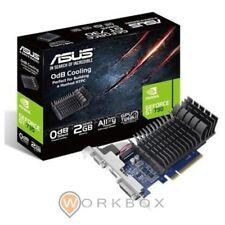 SCHEDA VIDEO VGA Asus GT730 2GB Silent BRK D3 90YV0B80-M0NA00