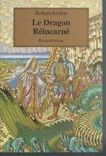 La roue du temps.Le Dragon réincarné .Robert JORDAN.Rivages Fantasy SF36