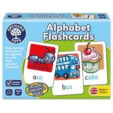 Orchard Toys Abecedario Tarjetas didácticas Juego Educativo Aprendizaje