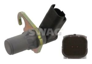 SWAG Crank Angle Sensor 62 93 1243 fits Peugeot 307 SW 2.0 (100kw), 2.0 16V (...