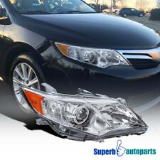 For 2012-2014 Toyota Camry Passenger Right Side Projector Headlight Lamp
