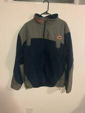 Chicago Bears Nike Team Apparel Chicago Bears Fleece Jacket Size XL FULL ZIP