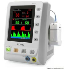 NEW ! EDAN M3B.S Multiparameter Patient Monitor, SpO2, Side Stream ETCO2,