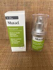 New Murad Resurgence Retinol Youth Renewal Eye Serum 15ml