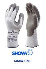 Paia 10-guanti da lavoro Showa 451/ 8 M Thermo 4901792977760