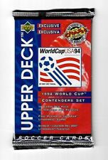 PACKS 1994 Upper Deck World Cup Soccer Contenders Mia Hamm RC Rookie ++++