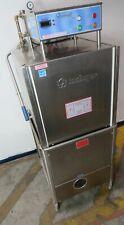 Insinger Commander 18-6 Single Tank Door-Type Commercial Dishwasher - Untested