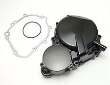 For Suzuki GSXR 600/750 2006-2016 Engine Stator cover BLACK Left w/ Gasket