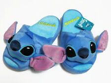Lilo&Stitch Disney Adult Slippers Shoes US 5-9, UK 3-7, EU 34-40 #T001 Blue