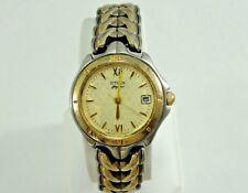 Ladies' CITIZEN Elegance Quartz Two-Tone Watch Bracelet Band Japan Movement Date