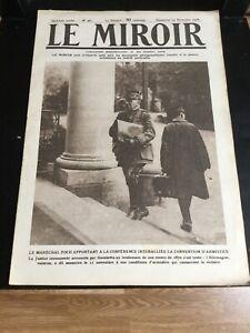 JOURNAL LE MIROIR