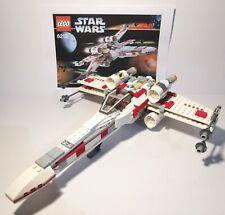 Lego Starwars Luke Skywalker X-Wing Fighter Set 6212 Complete Build/Instructions