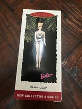 Hallmark Keepsake Barbie Debut 1959 Ornament - New