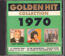1 Original CD - Golden Hit Collection 1970
