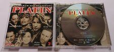 Platin Vol.1 - Sas Album Der Megastars 2 CD Westernhagen Queen Enya Sting