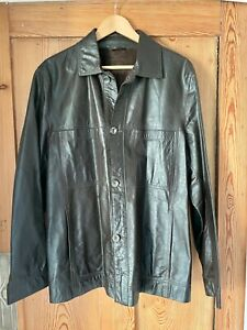 Marlboro Classics Leather Jacket - Excellent Condition