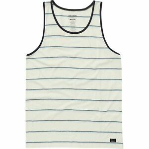 Camiseta sin mangas para hombre BILLABONG color blanco