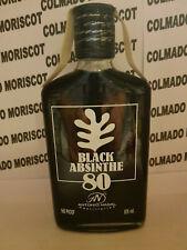 ABSINTH NADAL BLACK 80% PETACA 20cl 0,2L 200ml ABSENTA ABSENT ABSINTHE ASSENZIO