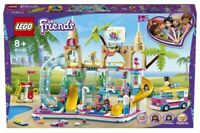 LEGO Friends: Summer Fun Water Park (41430) Building Kit 1001 Pcs